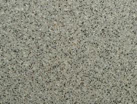 Серый наливной пол ц кварцевым песком